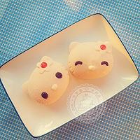 Kitty草莓奶冻的做法图解5