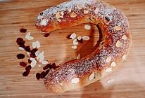 蔓越莓乳酪核桃全麦软包的做法