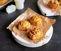 网红螃蟹月饼的做法