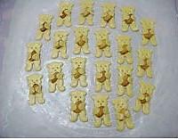 小熊杏仁饼干的做法图解10