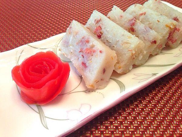 川粤情—萝卜糕的做法