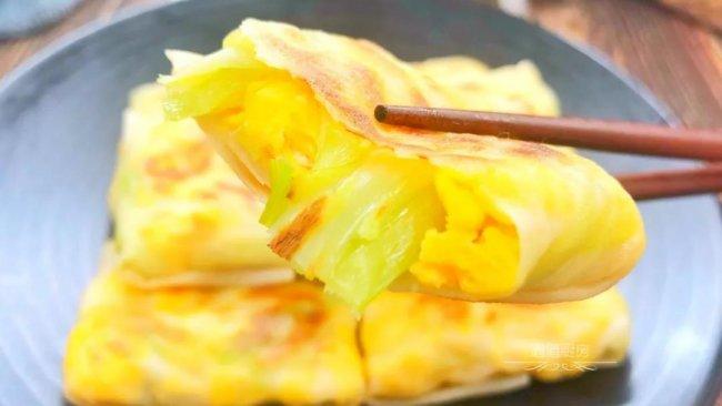 韭黄鸡蛋馅饼的做法