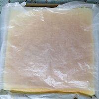 小四蛋糕卷#长帝烘焙节-半月轩#的做法图解18