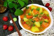 #肉食者联盟#红烧肉罐头版东北乱炖的做法