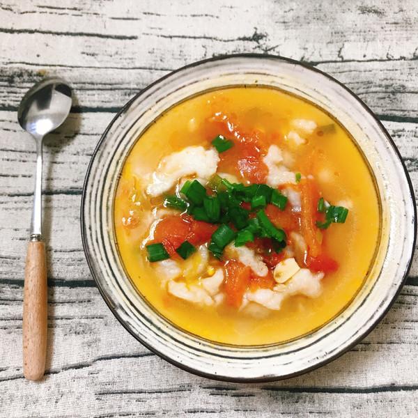 巴沙鱼番茄汤的做法