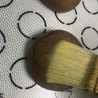 巧克力夹心餐包的做法图解12