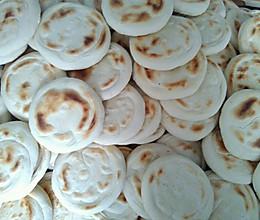 西安肉加馍白吉饼的做法
