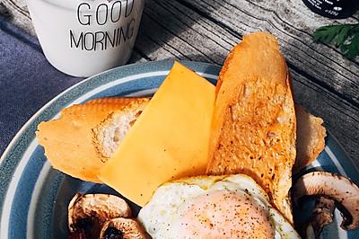 周末元气早餐