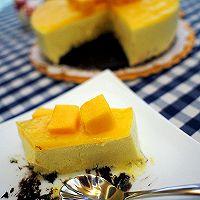 6寸芒果慕斯蛋糕的做法图解19