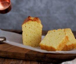 快手榴莲蛋糕(植物油版)#带着美食去踏青#的做法