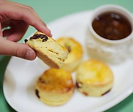 正宗英式下午茶点司康的制作要点全揭秘的做法