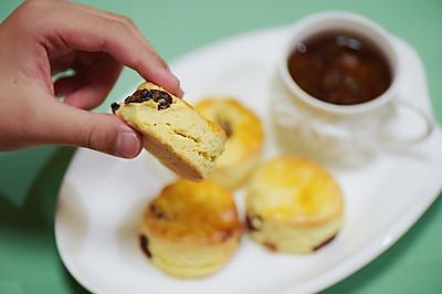 正宗英式下午茶点司康的制作要点全揭秘