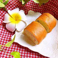 低油香蕉蛋糕卷#柏翠辅食节-烘焙零食#