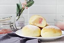 养乐多蜜桃冰面包的做法