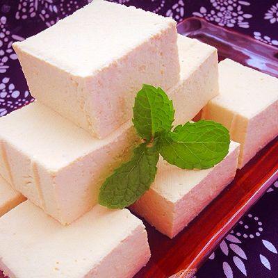 自磨卤水豆腐