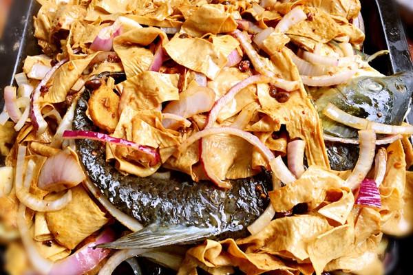 重庆烤鱼的做法