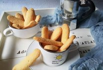 #晒出你的团圆大餐#手指饼干的做法