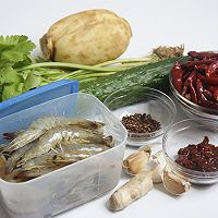 【香辣虾】滋润一下被夏季侵蚀的胃的做法图解1