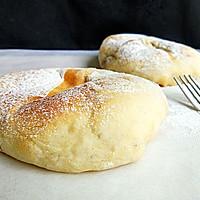 奶香芋头软欧包#发现粗粮之美#的做法图解10