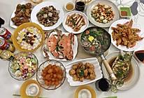 #元宵节美食大赏#元宵节大餐的做法