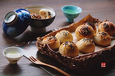 萝卜丝酥饼#节后清肠大作战#