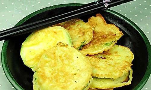 韩式角瓜饼的做法