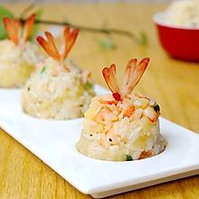 土豆虾仁焖饭#美的初心电饭煲#