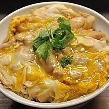 亲子丼(鸡肉盖饭)