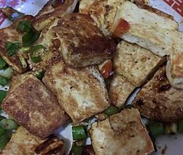电饼铛豆腐的做法