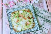 爆炒手撕包菜 鲜香脆爽的小白快手菜的做法