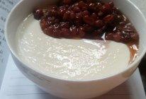 红豆双皮奶的做法