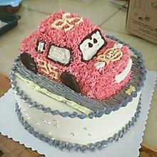 儿童节蛋糕汽车总动员