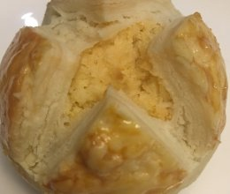 椰蓉酥#跨界烤箱探索味来#的做法
