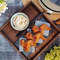 #全电厨王料理挑战赛热力开战!#快手菜,味道浓郁又下饭的沙姜焖鸡翅的做法图解8