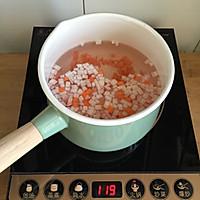 西式沙拉--三色黎麦花菜沙拉#宜家让家更有味#的做法图解2