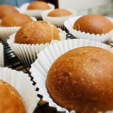 巧克力爆浆mini面包