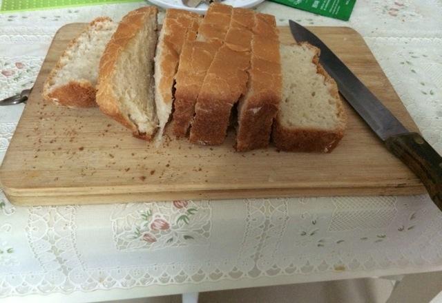 欧式面包的做法 !-- 图解1