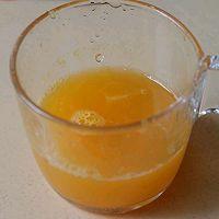 美味颜值双重在线的香橙蒸蛋糕的做法图解7