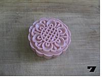 栗蓉蔓越莓冰皮月饼的做法图解17