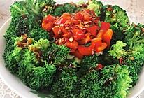 泡椒蚝油西兰花的做法