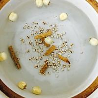 西洋参猪心汤的做法图解2