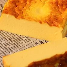 不打发三种食材三步骤做低脂酸奶芝士蛋糕!