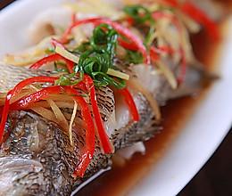 葱油鲈鱼的做法