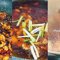 #中秋团圆食味#五花肉豆角焖面的做法图解4