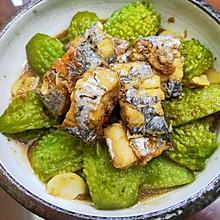 白玉珠瓜焖带鱼