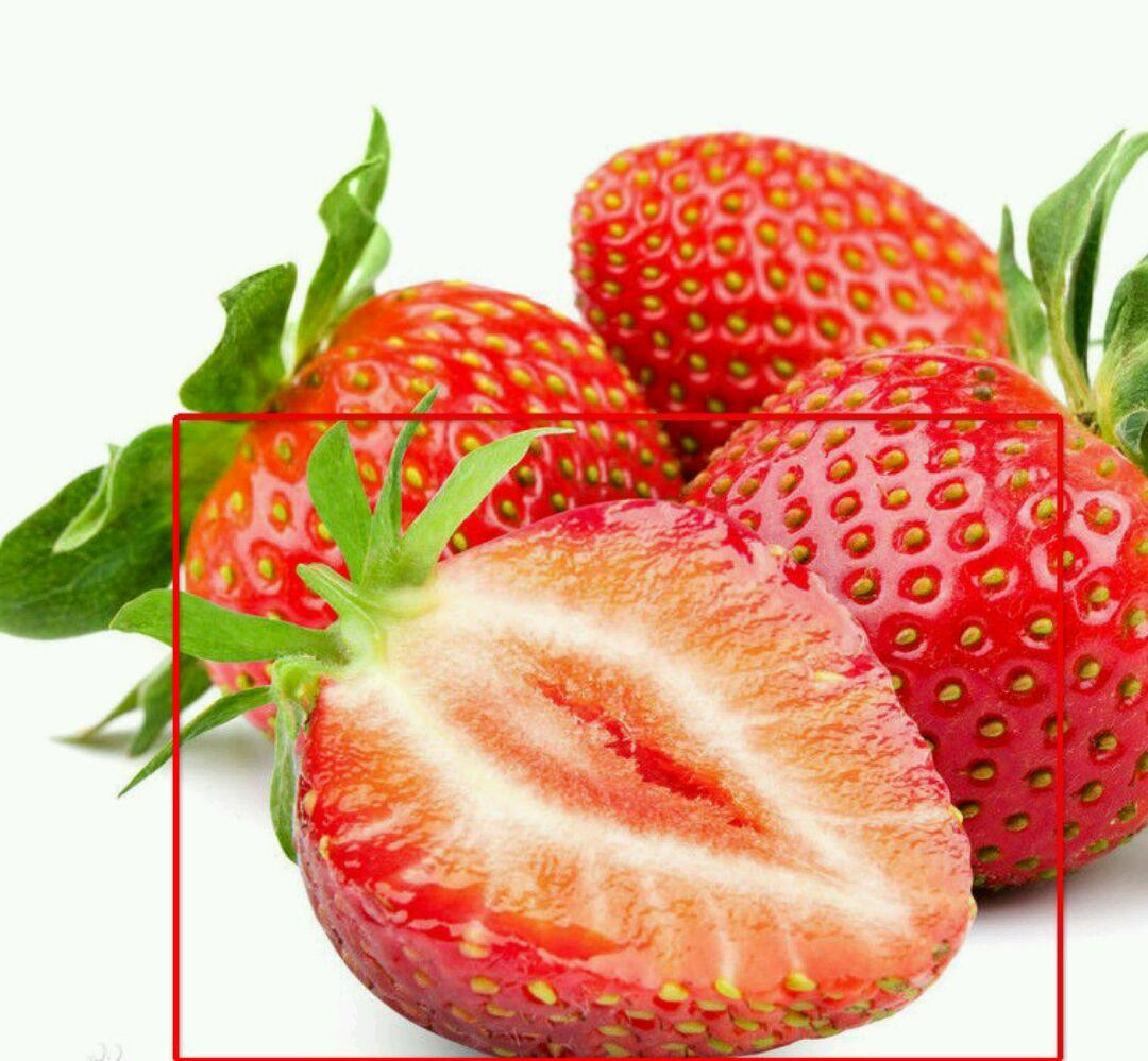 水果拼盘-椰子草莓树的做法图解2