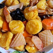 海鲜日本豆腐