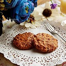 蔓越梅燕麦饼干