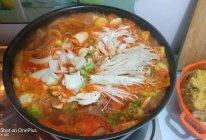 火辣大酱汤的做法