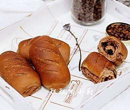 巧克力面包(汤种)的做法